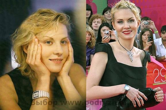 Рената Литвинова без макияжа