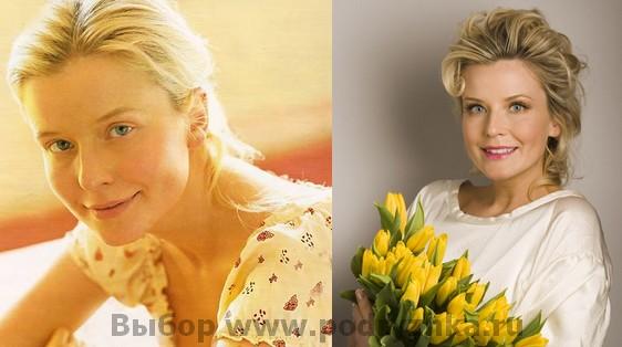 Татьяна Арно без макияжа