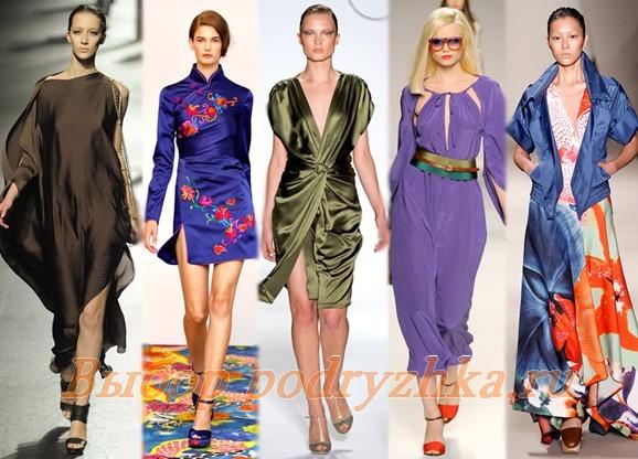 Итальянские летние платья - Фото