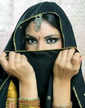 маски для лица восточных красавиц