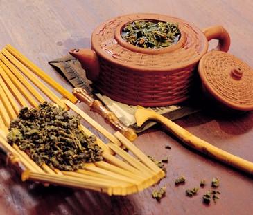 пуэр древний китайский чай