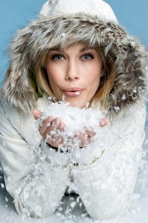 Правильный уход за кожей лица зимой