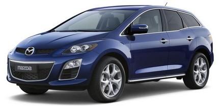 авто для женщин Mazda CX-7