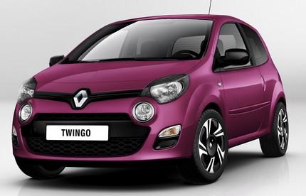 авто для женщин Renault Twingo