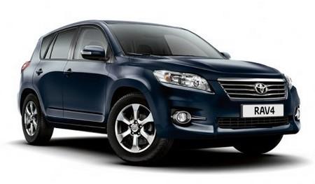 авто для женщин Toyota RAV4