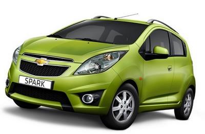 женские авто Chevrolet Spark