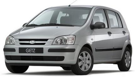 женские авто Hyundai Getz
