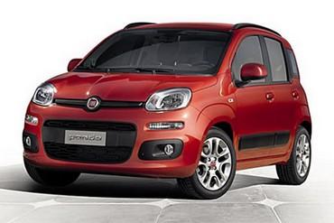 женские авто Fiat Panda