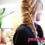 Стильные прически с косами