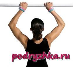 Упражнения подтягивания для рук