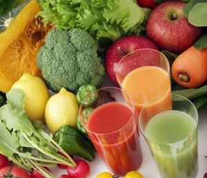 Лечение овощными соками