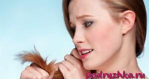 Домашние маски для секущихся кончиков волос