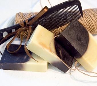 Дегтярное мыло для волос – красивые и здоровые волосы