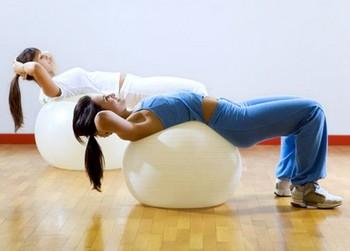 Шейпинг упражнения для похудения дома