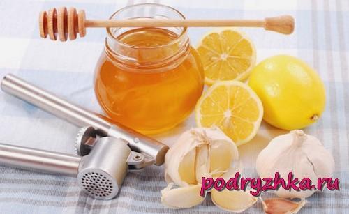 Народные средства против простуды