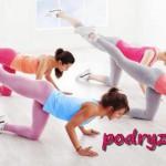 2 занятие марафона: комплекс упражнений для похудения