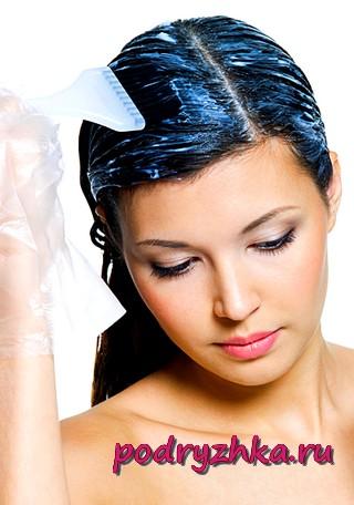 Кефирная маска для осветления волос на пару тонов