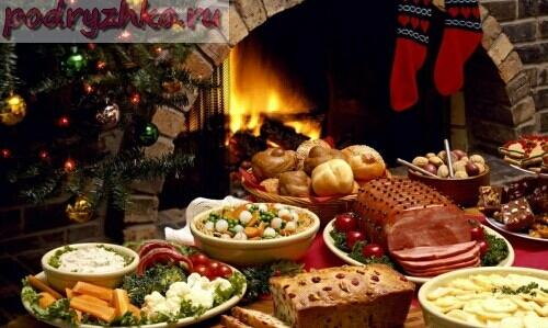 Что приготовить на новогодний стол