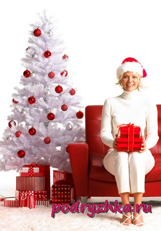Подарки к Новому году Козы