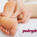 «Акупунктурное» оздоровление, или точечный массаж стоп