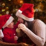 Как отметить Новый год с грудным ребенком?