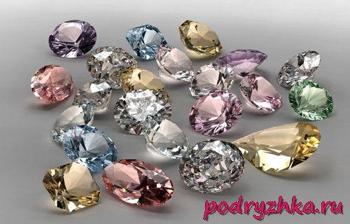 Алмазы для Овнов