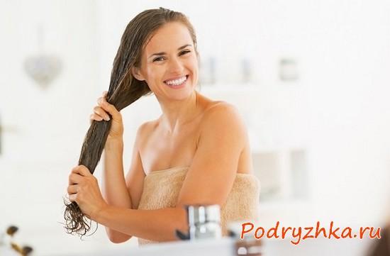 Маски для роста волос с глицерином - рецепты от выпадения, для роста, против перхоти