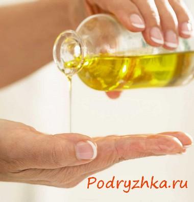 Выбор растительного масла по типу кожи