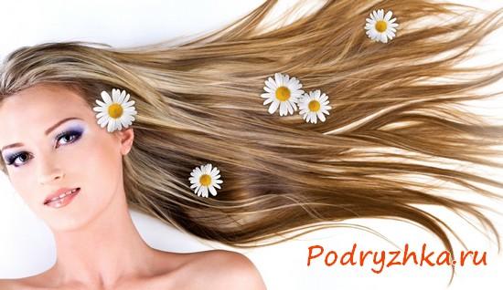 Обесцвечивание волос народными средствами