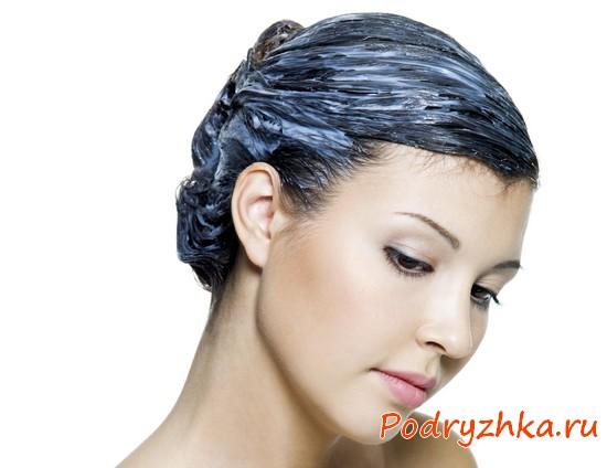 Маска с кефиром для волос