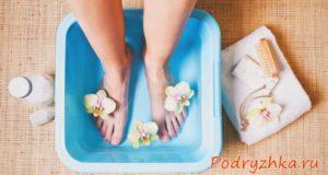 Ванночки с содой: «мягкая щелочь» для красоты и здоровья ног