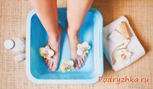 Ванночки для ног с содой - рецепты для решения разных проблем