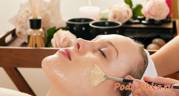 Маска с желатином для лица от морщин - рецепты, видео, отзывы