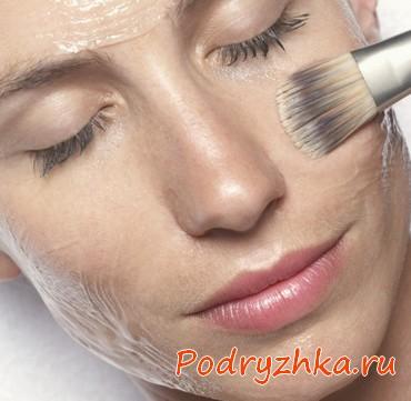 Как сделать желатиновую маску